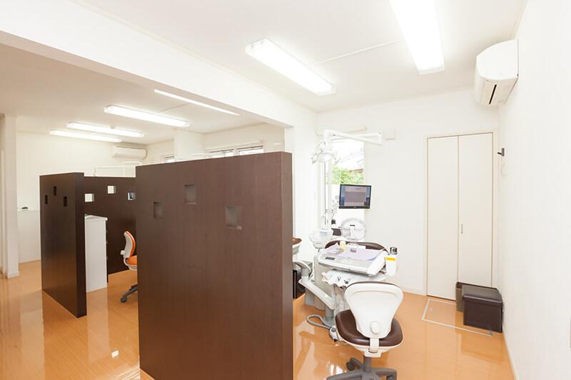 口腔外科の経験が豊富