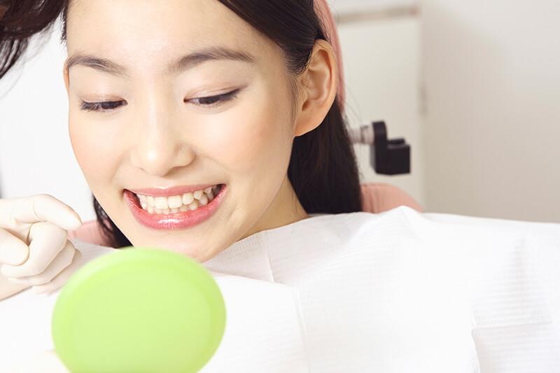 歯周病のセルフチェック